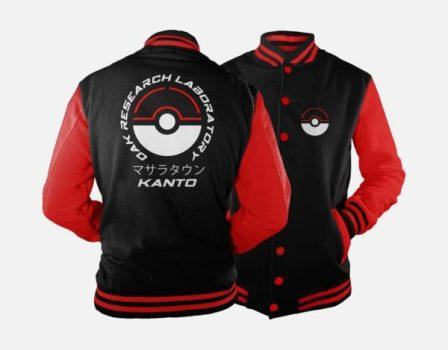 Kanto Varsity Jacket