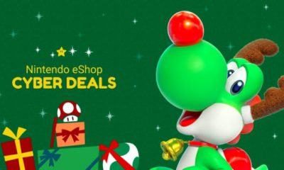 nintendo eshop, black friday, switch, 3ds