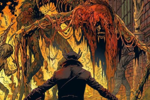Bloodborne Death of Sleep Graphic Novel