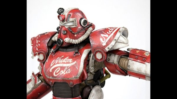 Fallout 4 T-51 Power Armor Figure