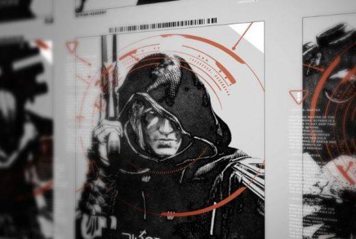 Forsaken Wanted Poster