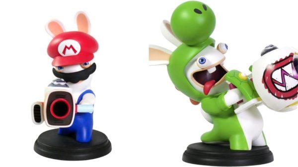 Ubisoft Mario+Rabbids Figure
