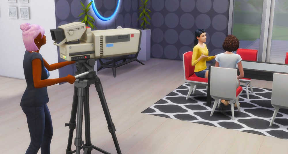 mods, sims 4, get famous