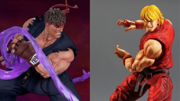 Sideshow Street Fighter Collection