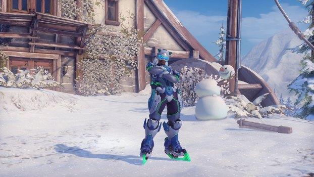 6. Snow Fox — Lucio