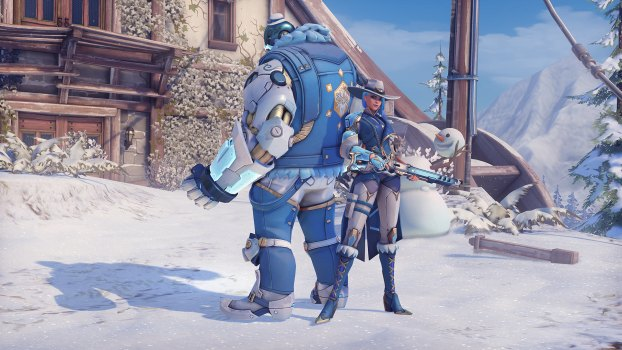 Epic: Winter — Ashe
