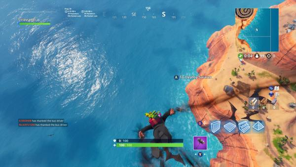 Fortnite, How to Land Faster, how to land faster in Fortnite