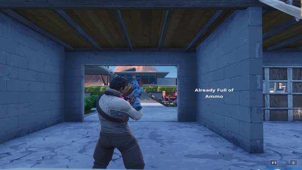 Fortnite, how to inspect your weapon, how to inspect weapons in Fortnite