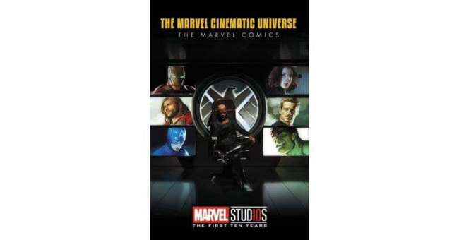 The Marvel Cinematic Universe: The Marvel Comics Omnibus