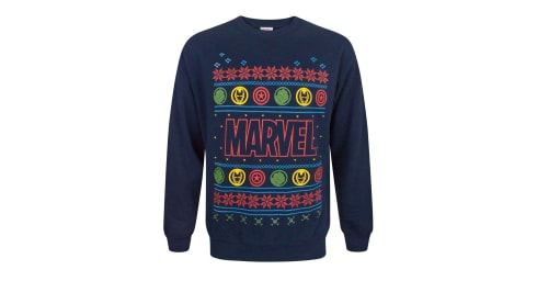 Marvel Christmas Sweater