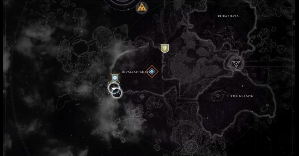 Destiny 2 Dawning Petra Location