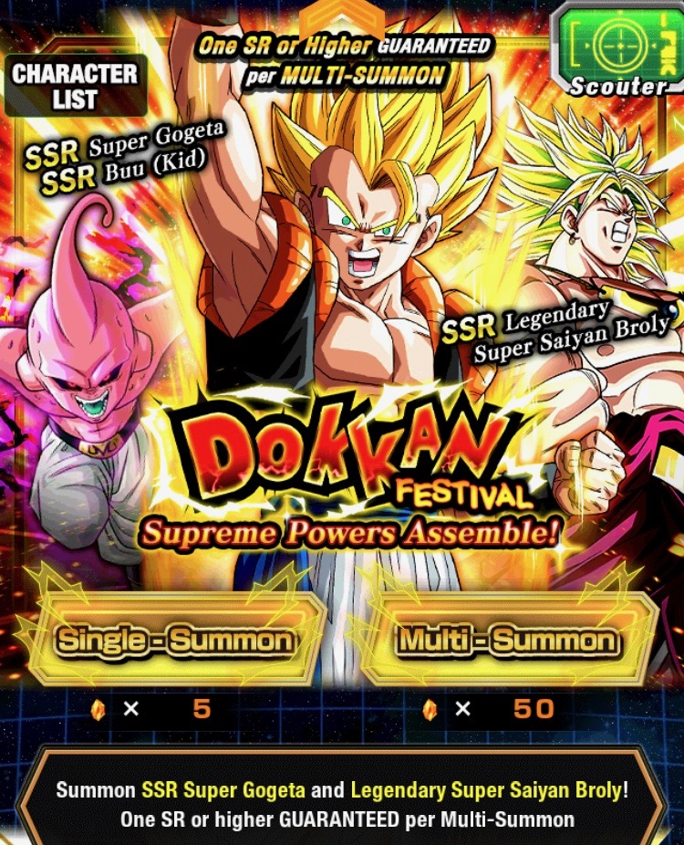 Dokkan Battle: How to Get LR Units