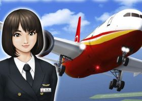 Pilot Story, Japan, Flight Simulator