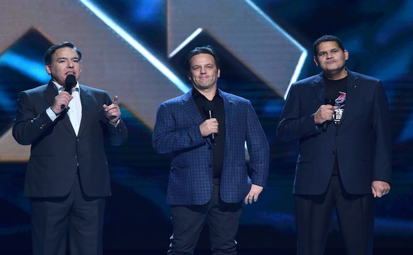 2018 The Game Awards The Big 3