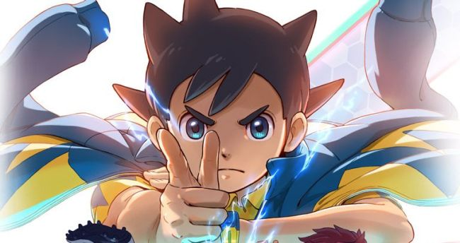 Inazuma Eleven Ares (PS4, Switch, iOS, Android) - May