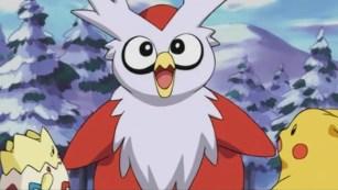 pokemon go, delibird