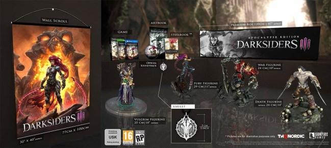 Darksiders III Apocalypse Edition