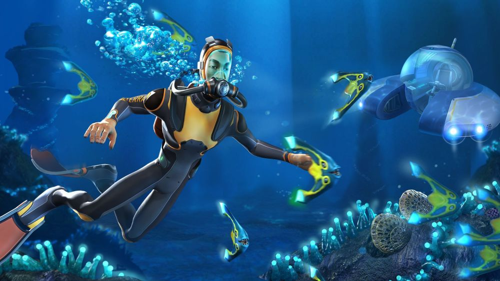 Subnautica, how to get cyclops fragments