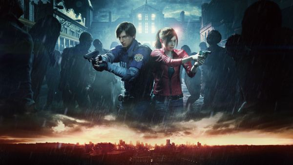 Resident Evil 2 Remake, xbox one game releases in January 2019