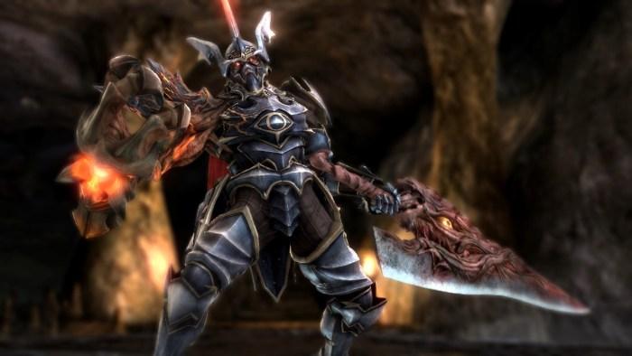 Soul Calibur, Evil, Nightmare