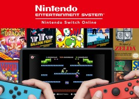 nintendo switch online, nes