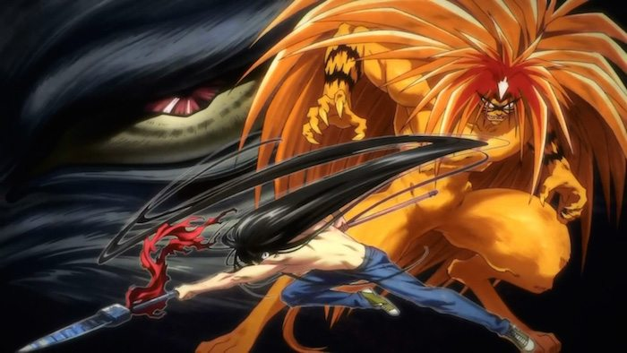 Ushio and Tora, Underrated Anime, Anime Like Inuyasha