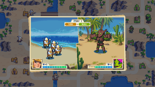 Wargroove, best switch games