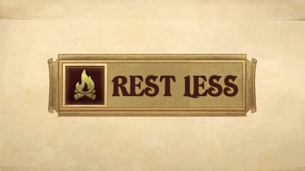 8. Rest Less Mod — Adjust Party Fatigue