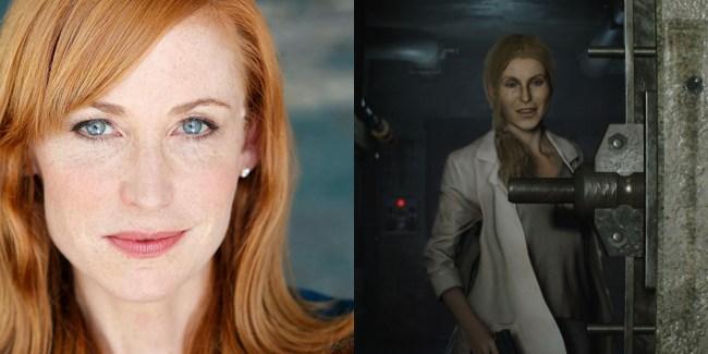Karen Strassman - Annette Birkin