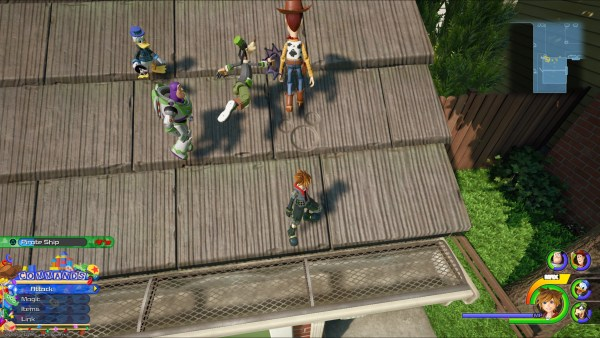 all lucky emblems in Kingdom Hearts 3