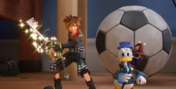 Kingdom Hearts III, Amazon, Pre-order bonus, Dawn Till Dusk, Keyblade