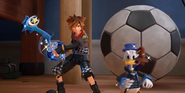 Kingdom Hearts III, Pre-order bonus, PlayStation Store, Midnight Blue Keyblade, PS4