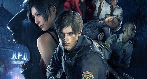 Resident Evil 2, demo