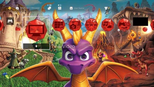 Spyro Reignited Trilogy - Fiery Return Theme
