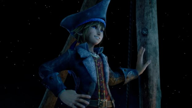 11. Swash Bucklin' Sora - Pirates of the Caribbean