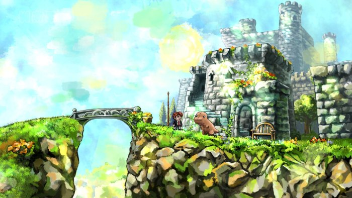 Braid, Video Game Stories