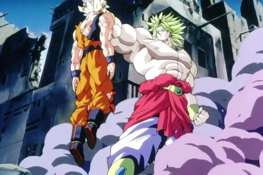 14. Broly, The Legendary Super Saiyan