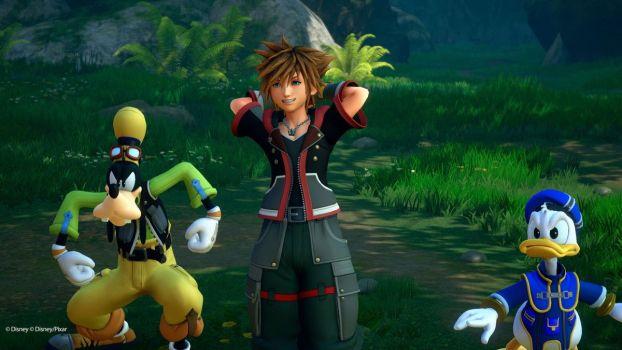 Sora (Kingdom Hearts III)