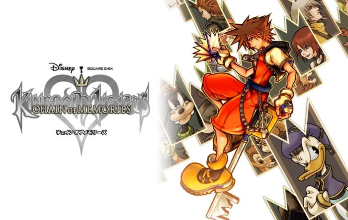 Kingdom Hearts: Chain of Memories, Spin-off Games