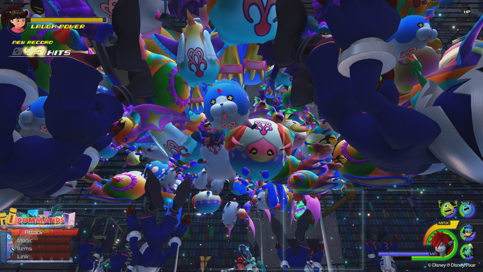 Kingdom Hearts 3, Dream Eater Summon