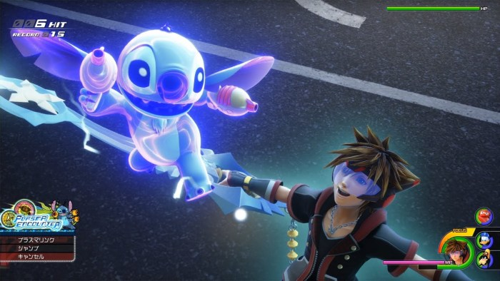 Kingdom Hearts 3, Stitch Summon