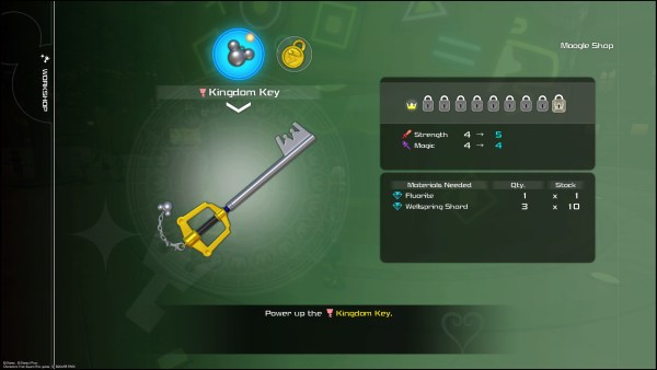 How to level up all keyblades in Kingdom Hearts 3