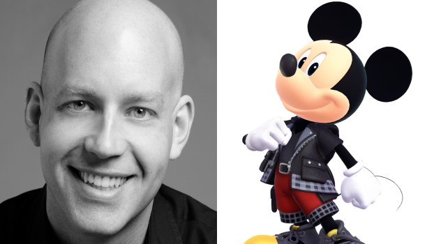 Bret Iwan - Mickey Mouse