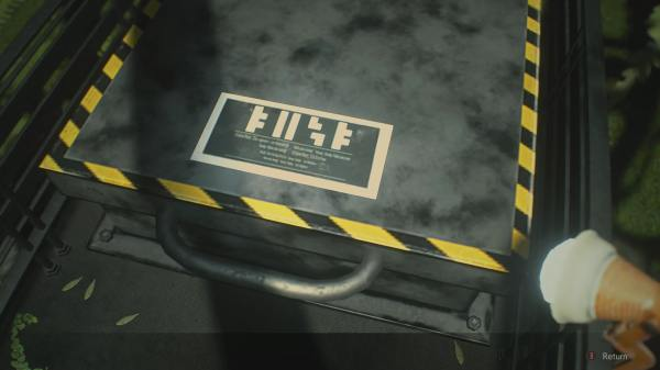 What the Low Temp Testing Lab Code is in Resident Evil 2 Scenario A