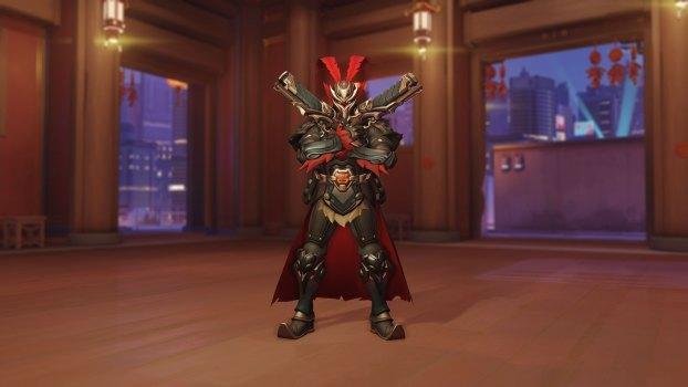 1. Lu Bu Reaper