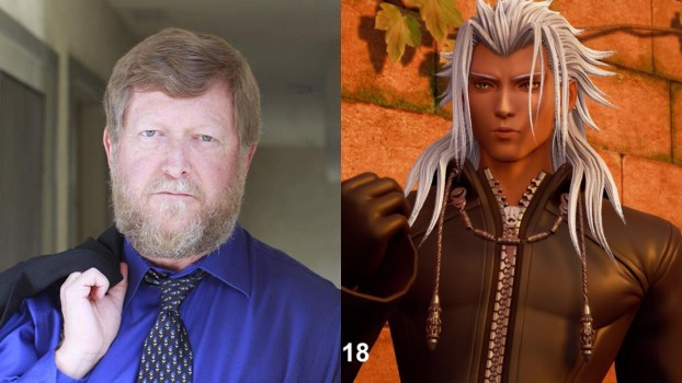 Paul St. Peter - Xemnas