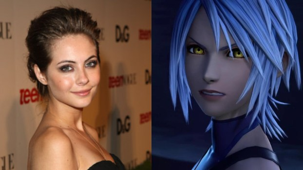 Willa Holland - Aqua