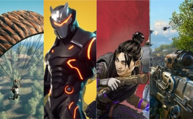 Best Battle Royale Games All 4 Ranked