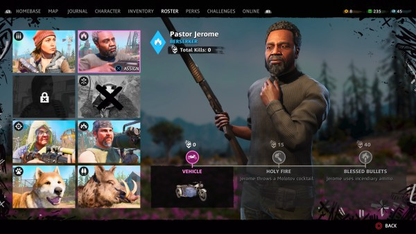 far cry new dawn, guns for hire