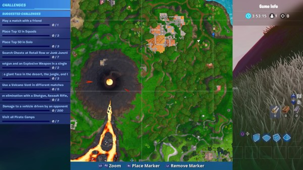 fortnite season 8, giant face